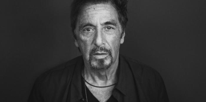 """Al Pacino: """"Ne možete dopustiti da postanete debelokožac"""""""