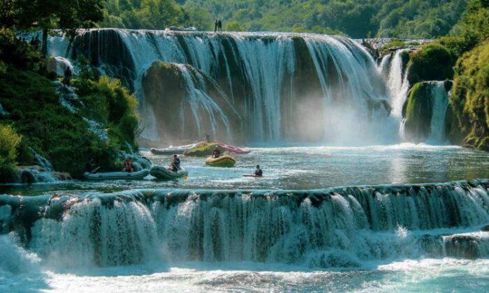 """Javno preduzeće """"Nacionalni park Una"""" u proteklom je periodu realiziralo niz aktivnosti u okviru pripreme za predstojeću turističku sezonu. Završen je projekt"""
