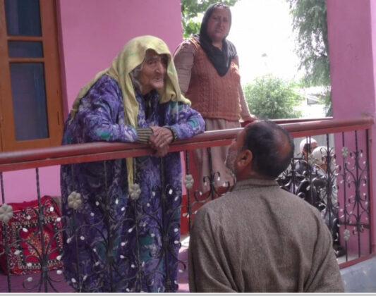 Najstarija baka na svijetu