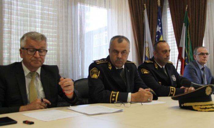 """MUPZDK - U policijskoj akciji """"Mreža IV"""" uhapšeno 30 osoba na području tri kantona"""