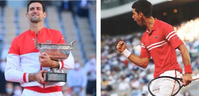Novak Đoković osvojio 19. naslov pobjednika Grand Slam turnira