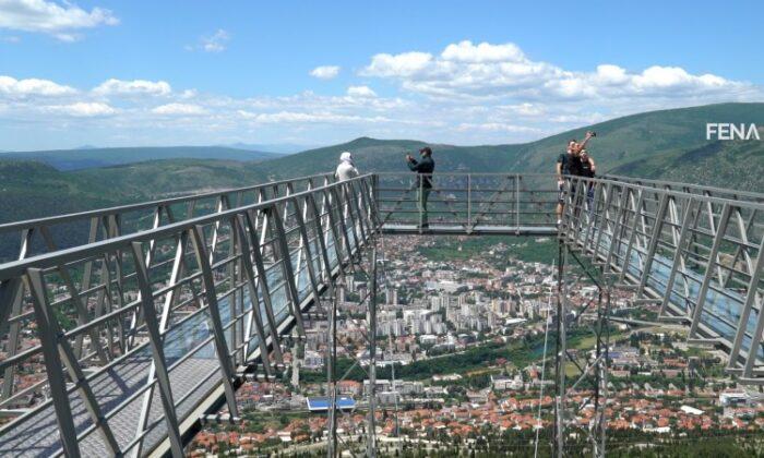 Fortica iznad Mostara postaje nezaobilazna turistička atrakcija (VIDEO)