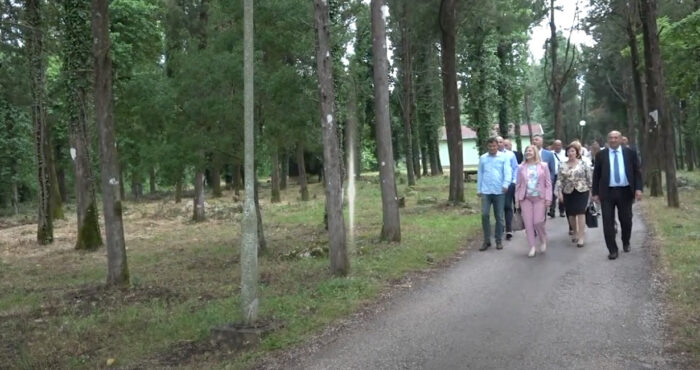 Delegacija Vlade FBiH posjetila Park prirode Hutovo blato