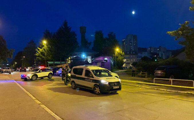 Nakon pucnjave u Zenici: Muškarac zadobio teške povrede, napadač u bijegu