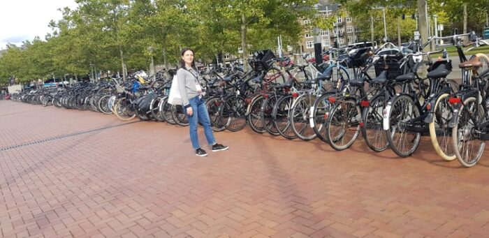 Holanđani vole bicikl