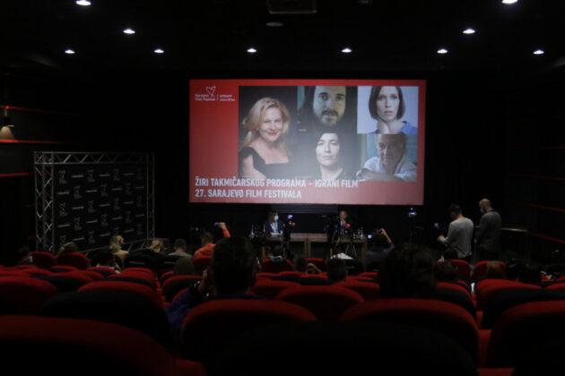 Objavljeni članovi žirija SFF-a za Takmičarski program – igrani film