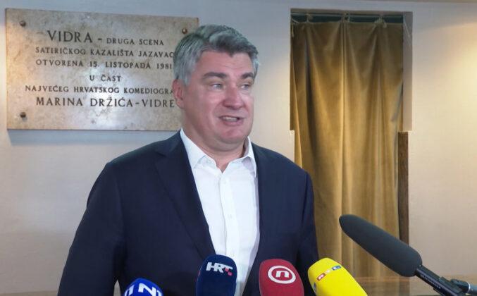 Milanović: Ja sam predsjednik Hrvata u BiH