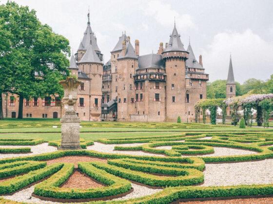 Najveći dvorac u Holandiji