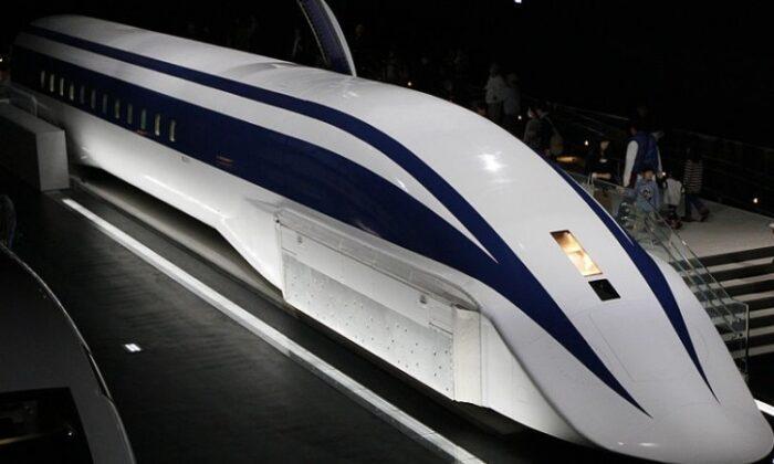 Kina predstavila maglev voz s maksimalnom brzinom od 600 kilometara na sat