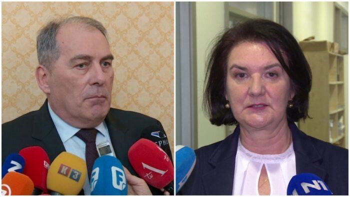 Metkić o razrješenju Gordane Tadić: Veliki da za sve u BiH, osim za SNSD I HDZ