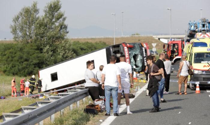 Ministar Beroš: Formiran info centar zbog nesreće kod Slavonskog Broda