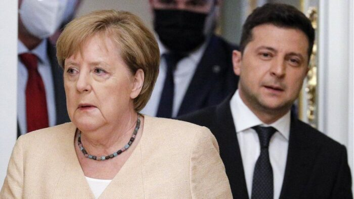 Sjeverni tok 2: Rusija ne smije koristiti gasovod kao oružje, kaže Merkel