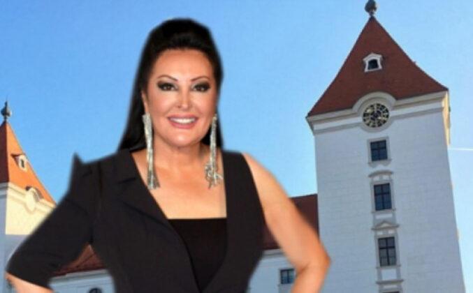 Svi ste vidjeli dvorac, a evo kako izgleda kuća Dragane Mirković u njenom rodnom selu