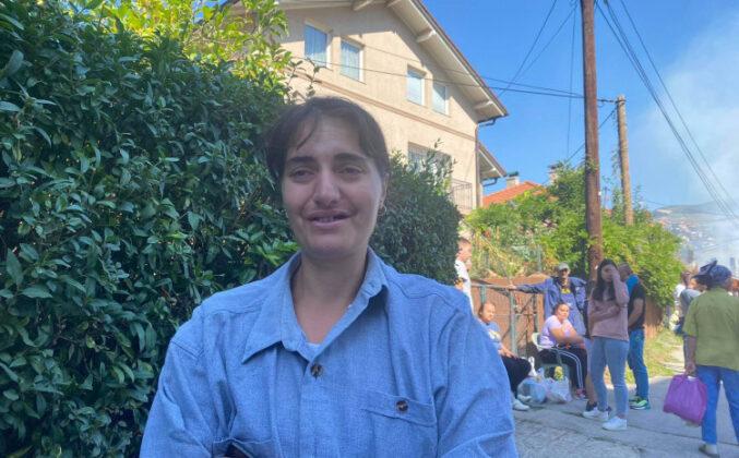 Jasmina Korugić nakon što joj je požar progutao dom: Ne znam gdje ću večeras prespavati