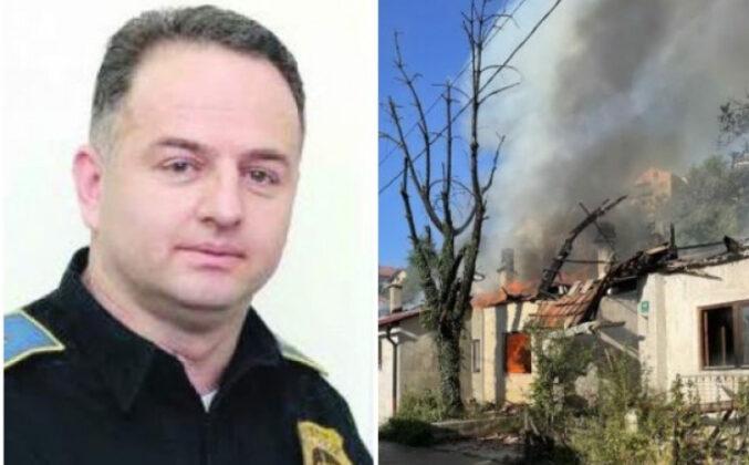 Hadžiabdić: Uviđaj još nije počeo, ne znamo da li je požar podmetnut