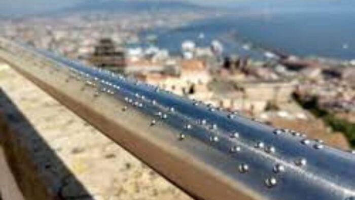 Ograda u Napulju ima Brajevu azbuku koja opisuje pogled za slijepe ljude