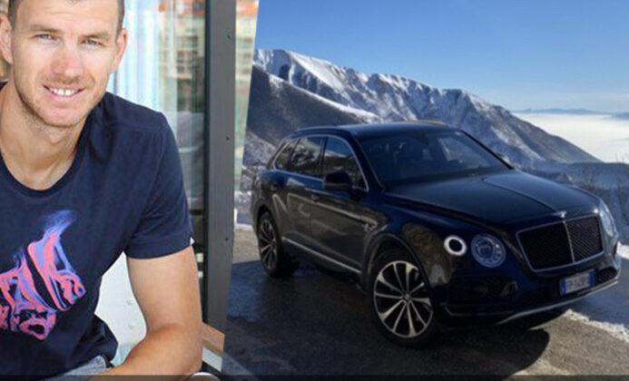 Edin Džeko: U Interu će proširiti svoju kolekciju automobila