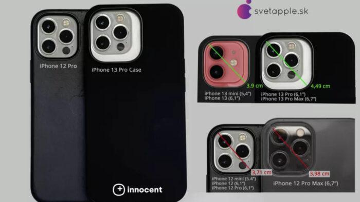 iPhone 13 pruža detaljne dimenzije i naglašava promjene u odnosu na iPhone 12
