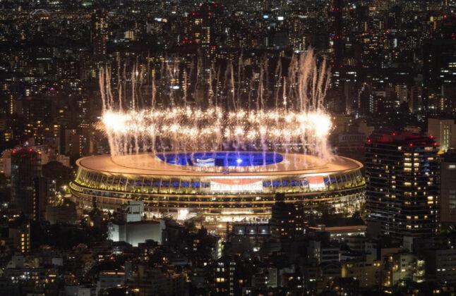 Svečano zatvorene 32. Olimpijske igre u Tokiju, Tuka nosio zastavu BiH