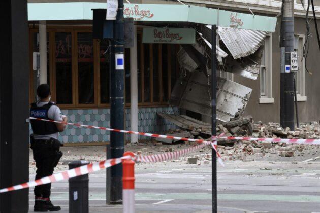 Jak zemljotres u blizini Melburna: Oštećene brojne zgrade
