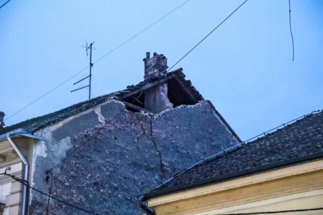 Hrvatska: Jak zemljotres ponovno zatresao područje Siska