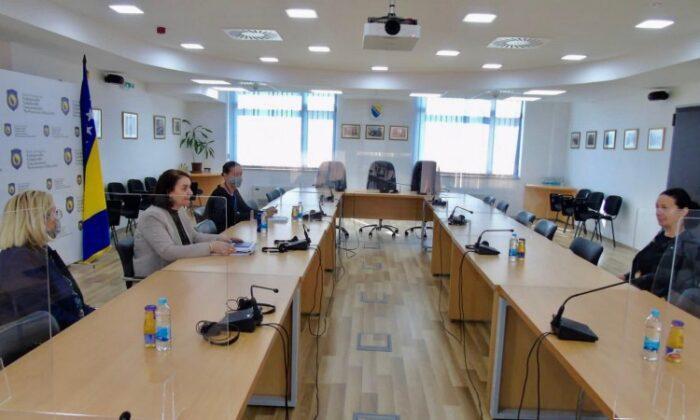 Glavna tužiteljica razgovarala u Tužiteljstvu BiH s majkom Davida Dragičevića