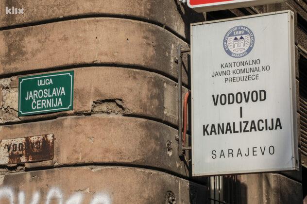 Veliki broj sarajevskih ulica danas bez vode