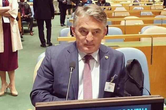 Komšić se obraća pred UN-om danas u 17 sati, Dodik nije uspio spriječiti njegov govor