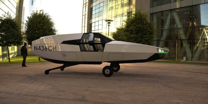 "Ovaj ""leteći automobil"" NEMA krila"