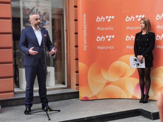 Banja Luka: Otvoren 80. BH Telecom centar