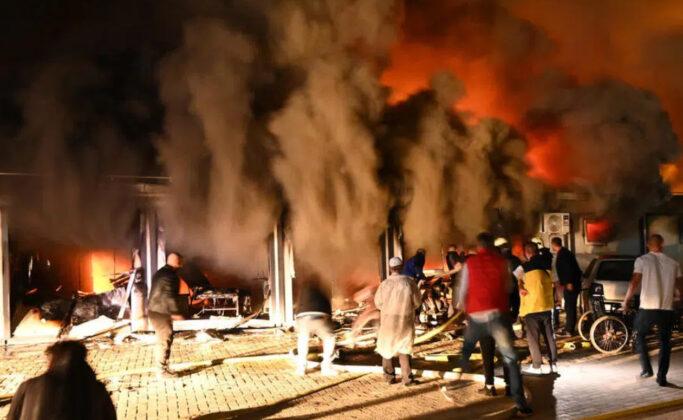 Sjeverna Makedonija: Požar u bolnici u Tetovu, ima i poginulih