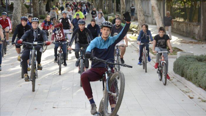 Veliki odziv na mostarsku biciklijadu