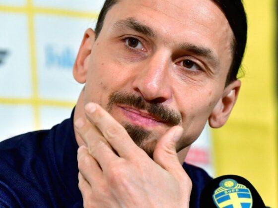 Ibrahimović je objavio fotografiju Ferrarija uz poruku kojom sebi upućuje čestitke.